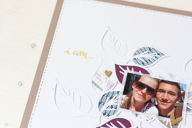 Kindred Collection Layout | Sahlin Studio by Nikki Kehr Nimena