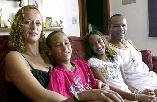 Neymar family | Neymar's blond ambition and the question of racism, identity and ...
