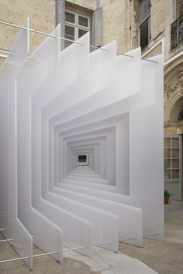 Reframe, an interactive #installation which is far from being a simple #cube | The Creators Project