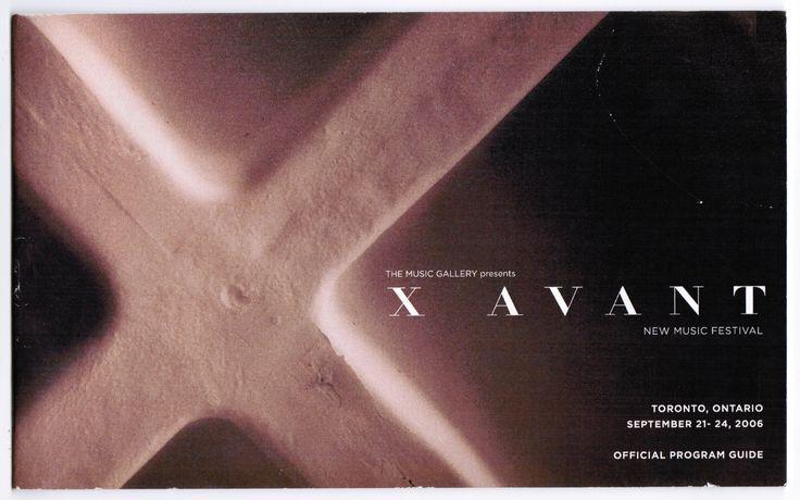 X Avant 2006