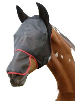 www.aivly.co.uk www.avily.co.uk www.aivly.co.uk  Equilibrium Field Relief® Max Fly Mask  Field Relief is a full face net designed to fit the horse from the tips of its ears to the end of its muzzle. Perfect for horses that suffer from sunburnt noses as it helps protect the delicate muzzle area. It is also ideal for horses and ponies in high fly and midge infested areas.   • Adjustable and detachable nosepiece