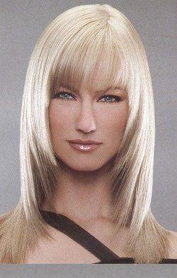 Uzun Yüz Saç Modelleri - en seksi uzun yüz saç modelleri