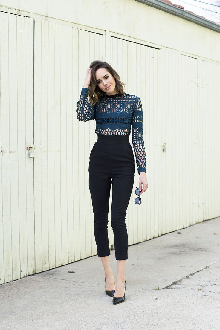 Dressing For Date Night (Louise Roe)