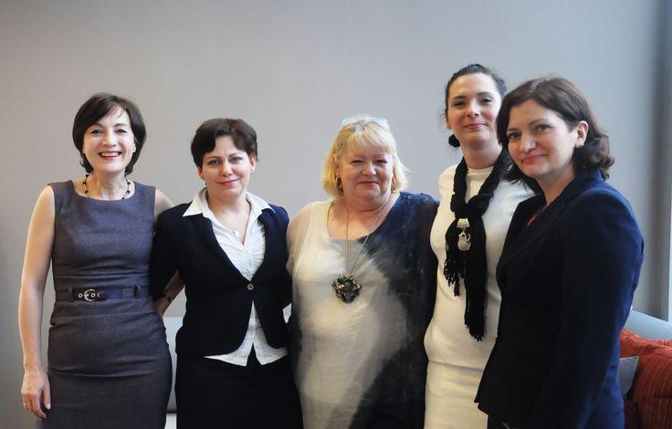 Ewa Taras, Ania Pilśniak, Małgosia Kazimierczak, Magda Kazimierczak, Małgosia Rynkowska.