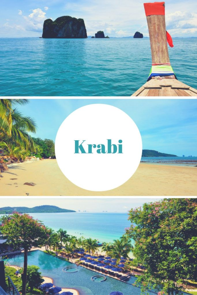 Krabi, Thailand: Meine Highlights im Urlaubsparadies - Artikel im Reiseblog Travel on Toast