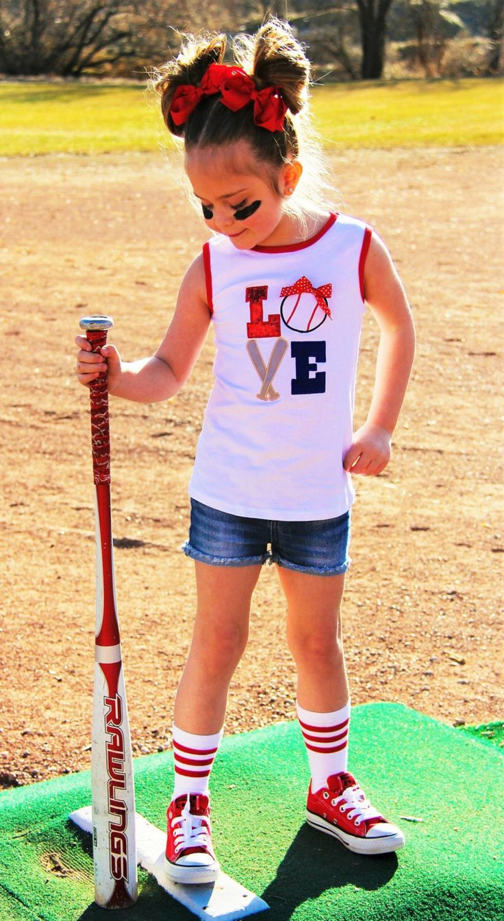 Baseball Tank, Embroidered Baseball Shirt, Baseball Tee, Girls Summer Clothing, Love Baseball, Big sister shirts, little sister shirts by LilDarlinsBOWtique on Etsy https://www.etsy.com/listing/269796256/baseball-tank-embroidered-baseball-shirt