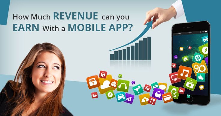 How Much #Revenue Can You Earn With A #MobileApp?