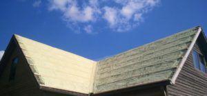 Rigid Foam Insulation Under Metal Roof