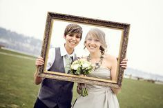 Autostraddle — Gallery: 50 Adorable Lesbian Couples Having Adorable Lesbian Weddings