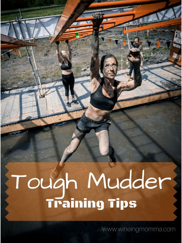 """A few days ago I shared that I'll be doing my first Tough Mudder…lawd help me! LuckilyEric """"ERock"""" Botsford,ToughMudder's Trainer and Warmup Em…"""