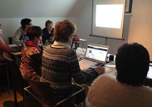 NIEUW!!!! Unieke samenwerking tussen IngKa Communicatie en Bij de VakFotograaf.  Workshop LinkedIn inclusief professionele profielfoto's  Wann...