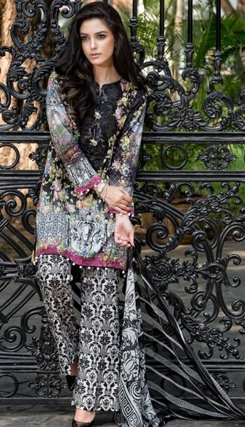 MARIA.B Lawn 2016-2017   MariaB Summer Collection Dresses 2016 ~ Clothing9   Latest Clothes Fashion Online Dress Designers