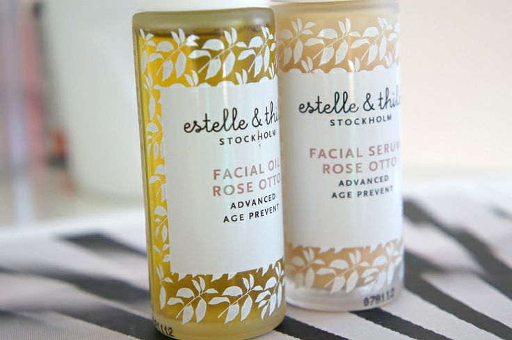 It's Swedish, organic and contains no nasties: Estelle & Thild's Rose Otto line. ( Oil and Serum!)
