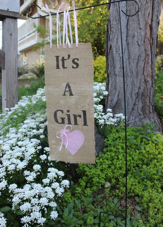 Its A Girl Baby Welcome Home Baby Shower By Ameliasroomhomedecor 20 00