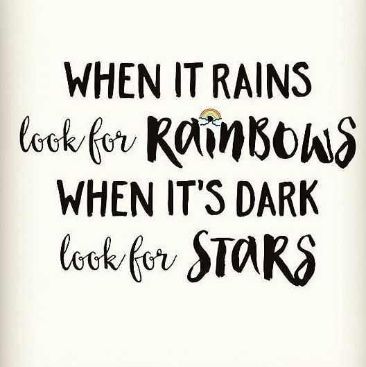 Reposting @mrinmoy_guria: Look for the rainbow, look for the stars! • • • • • • • • #quotestoliveby #quotes #quoteoftheday #instapics #insta #instagram #igs #igers #photos #pic #follow4follow #like4like #followme #now #think #positive #positivequotes #positivevibes #love #shithappens #live