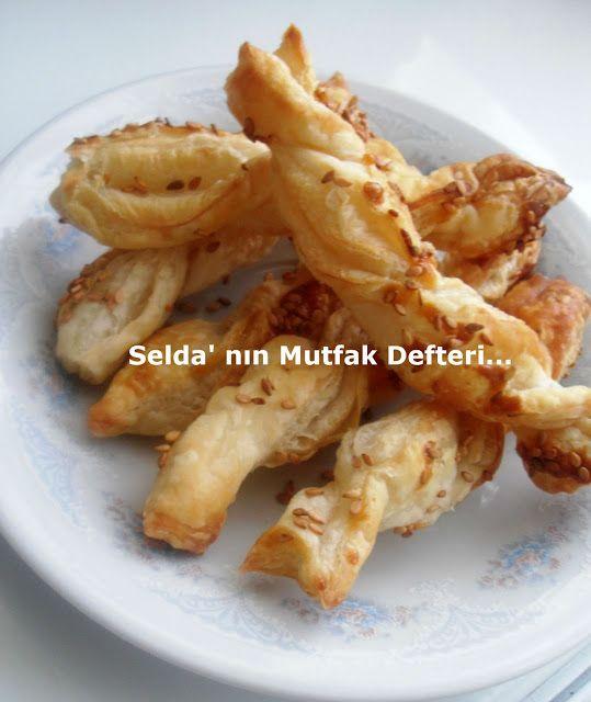 Selda' nın Mutfak Defteri...: Milföy Çıtırları
