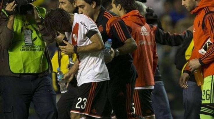 NO LLORES POR MI ARGENTINA |  El fútbol no está de luto en Argentina tras los acontecimientos entre River Plate y aquél manchado escudo de Boca Juniors, el fútbol sobrevive...