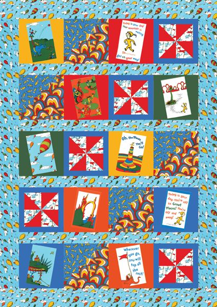 51 Best Dr Suess Amp Grinch Images On Pinterest Quilting