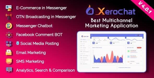 Xerochat V4 1 Nulled Xerochat Marketing Bot For Facebook