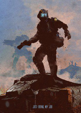 jack cooper titanfall 2 machines robots guns game gaming gamer video room action fps first person shooter soldier titan