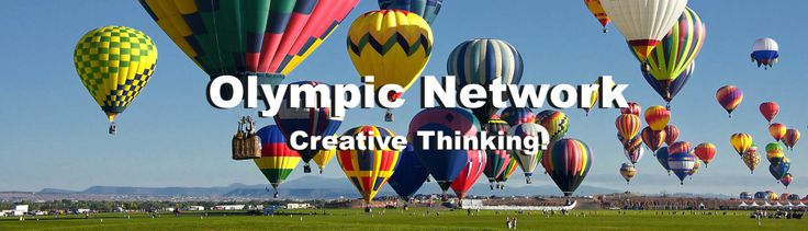 Olympic Network - Olympic IdeaOlympic Network | Creative Thinking