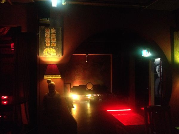 cool Uncle Mings bar - 55 York St Sydney