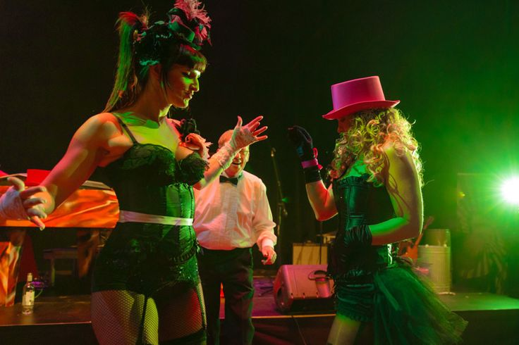 Burlesque Wedding @ Theater De Spiegel