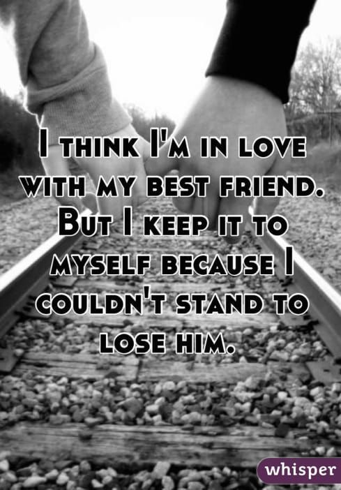 20 Confessions About Falling In Love With Your Best Friend