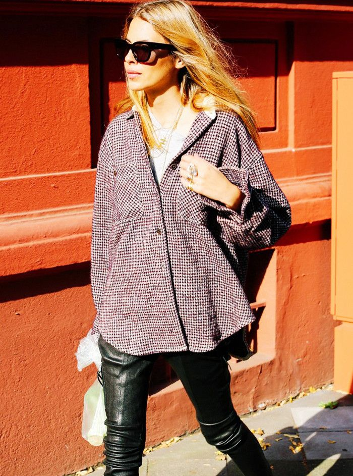 19+Outfits+to+Make+You+Obsessed+With+This+German+Fashion+Blogger+via+@WhoWhatWearUK