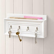 Amelie Letter Rack and Key Holder from Great Little Trading Company