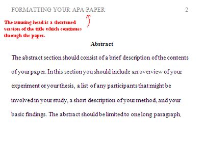What Is the Proper APA Formatting for Headings and Subheadings?: APA Headings and Subheadings