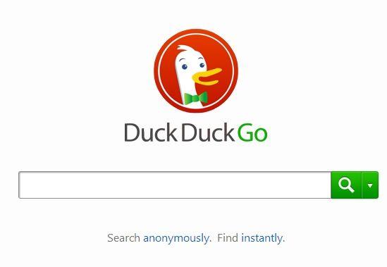 Search #DuckDuckGo