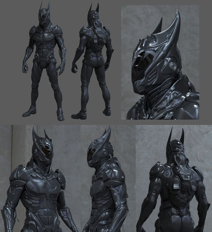 Batman redesign by bruning - Andy Brüning - CGHUB..... http://stores.ebay.co.uk/bewilderbugs/ https://www.facebook.com/bewilderbugspage https://twitter.com/BewilderBugs https://plus.google.com/u/0/b/108070750963268379060/108070750963268379060/posts https://www.youtube.com/user/BewilderBugs