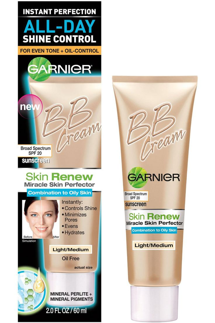 Drugstore Confidential: Editors' Top Beauty Obsessions - Nicole Cantanese, Digital Beauty Editor - Garnier Skin Renew Miracle Skin Perfector BB Cream