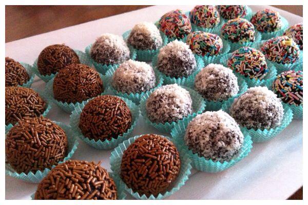 Cake Balls - Torta sbriciolata - Confettura - Cacao - Codette - cocco - codine di cioccolato
