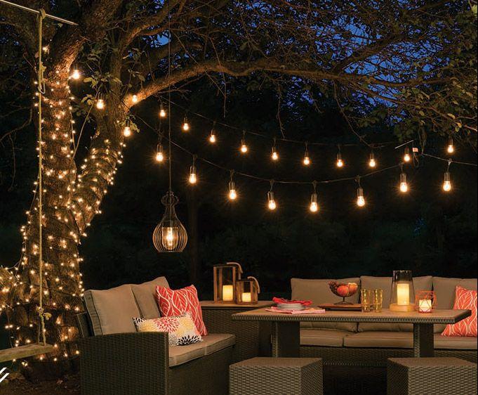Clairage ext rieur foyers et chauffe terrasses for Foyer exterieur rona