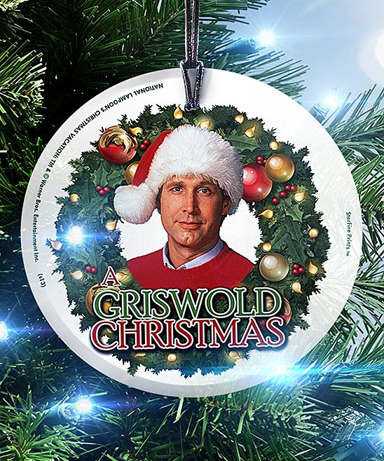 Christmas Vacation 'Griswold Christmas' StarFire Prints™ Ornament