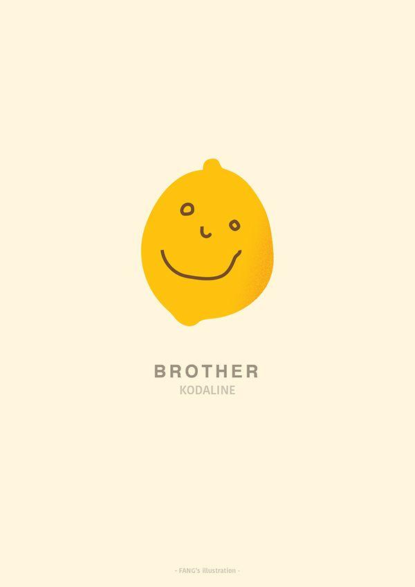 Brother - Kodaline Fan Poster
