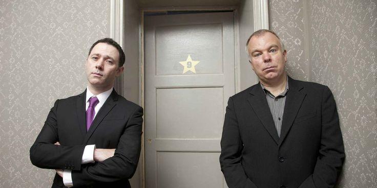 Inside n°9, une série de Reece Shearsmith et Steve Pemberton : Critique saison 1 et 2