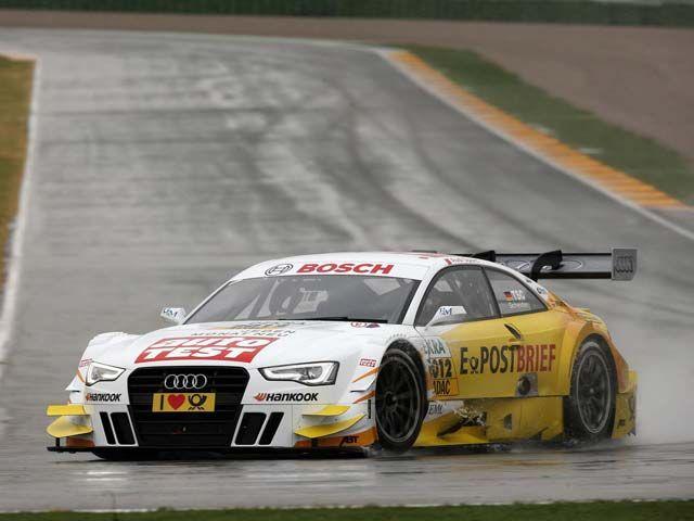 2012 Audi A5 DTM Racers