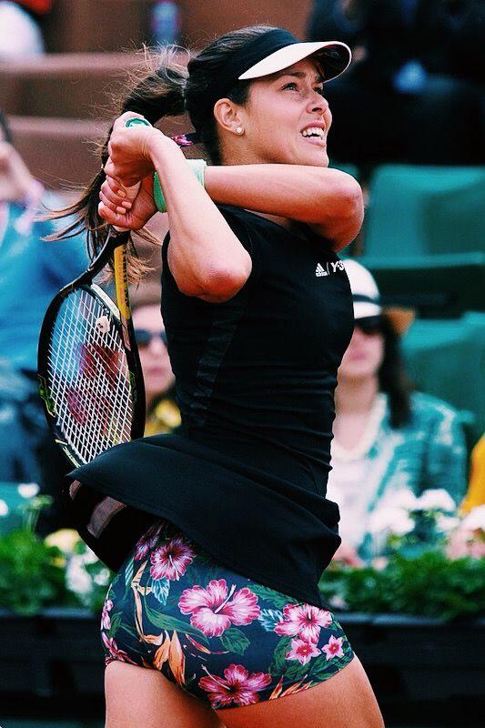 Ana Ivanovic 2015 French Open (Adidas)