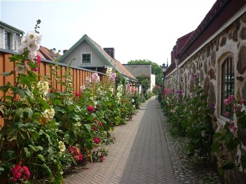 Ystad, by: Beatrice .