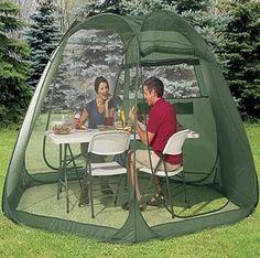 Haute 5-10person tente de plage automatique instantanée couche double grosse toile pare-soleil / tente de camping qualité