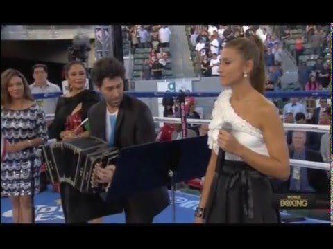 Himno Nacional Argentino - Voz & Bandoneon - YouTube
