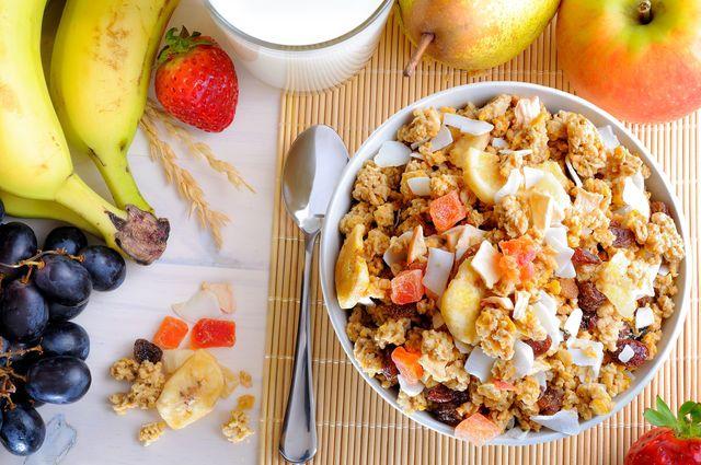 Вкусный и питательный завтрак