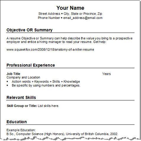 resume examples uiuc 1 resume examples pinterest resume