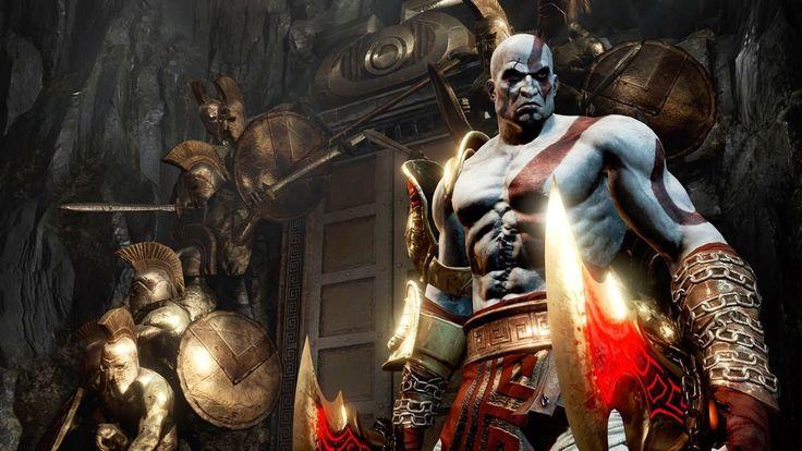 Игры God of War III для PS3