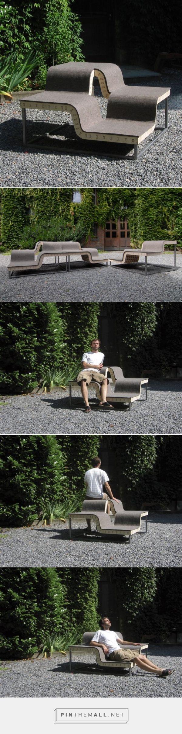 Tim Kerp   Sonntag Seating (2009)