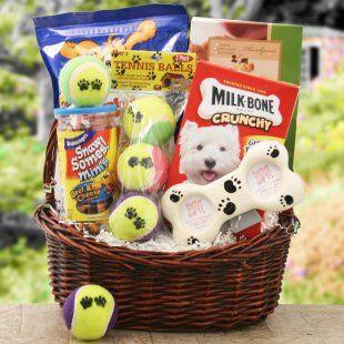 Bark Buster Gift Basket (idea for pet owner basket) Follow us on Twitter @Relay For Life of Vinings - Smyrna, GA and Like us on https://facebook.com/RelayForLifeOfViningsSmyrnaGA Get involved or make a tax-deductible donation>> https://RelayForLife.org/ViningsSmyrnaGA