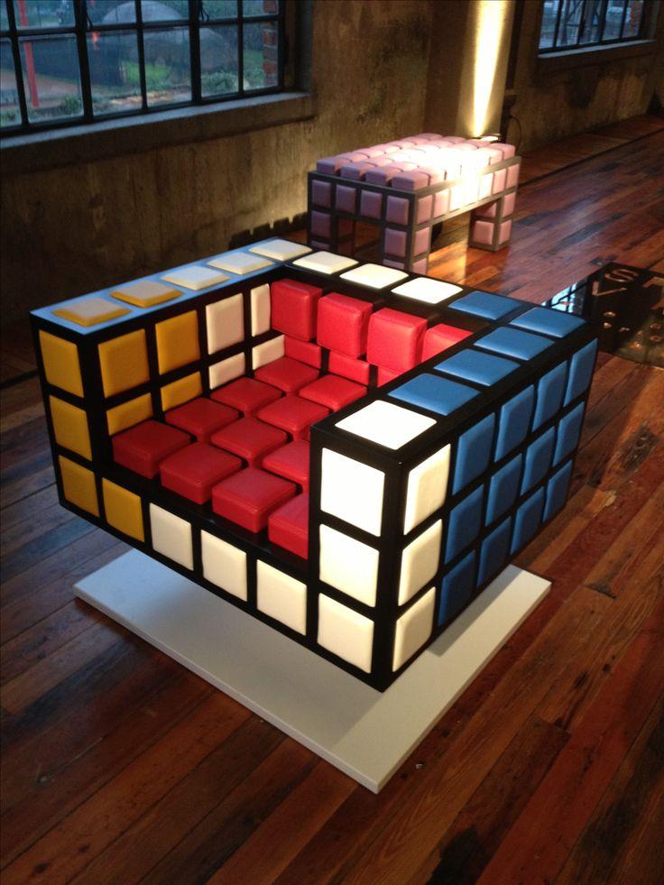 Décorations 80's & 90's - Page 2 D4f9c43a770261bfae2860b4d8acc059--rubiks-cube-design-art